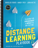 The Distance Learning Playbook  Grades K 12