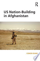 US Nation Building in Afghanistan Book PDF