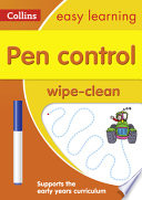 Pen Control Wipe-Clean