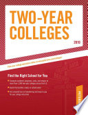 Two Year Colleges   2010