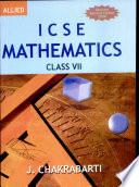 Icse Mathematics For Class Vii