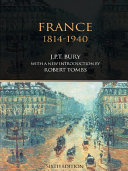 France  1814 1940