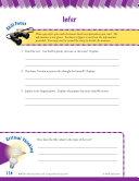Read & Succeed Comprehension Level 6: Inferring Passages and Questions