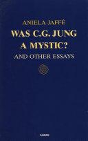 Was C.G. Jung a Mystic? Pdf/ePub eBook