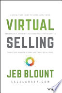 Virtual Selling Book