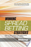 Winning Spread Betting Strategies