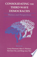 Consolidating the Third Wave Democracies