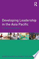 Developing Leadership In The Asia Pacific