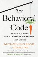 The Behavioral Code