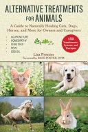 Alternative Treatments For Animals