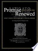 Promise Renewed