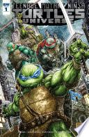 Teenage Mutant Ninja Turtles Universe #1 image