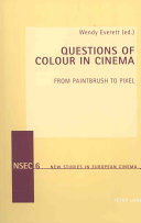 Questions of Colour in Cinema