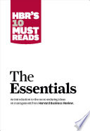HBR s 10 Must Reads