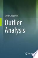Outlier Analysis Book PDF