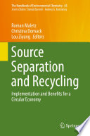 Source Separation and Recycling