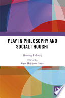 Play in Philosophy and Social Thought Book