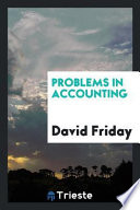 Problems in Accounting