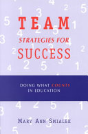 Team Strategies for Success