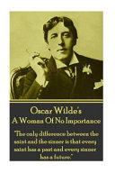 Oscar Wilde   A Woman of No Importance