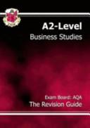 A2 Level Business Studies