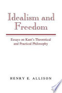 Free Idealism and Freedom Read Online