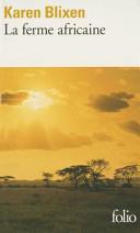 Out Of Africa Pdf/ePub eBook
