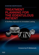 Implant Treatment Planning for the Edentulous Patient