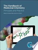 The Handbook Of Medicinal Chemistry Book PDF