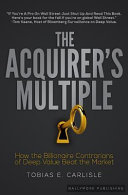 The Acquirer S Multiple Book PDF