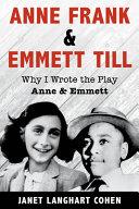 Anne Frank & Emmett Till