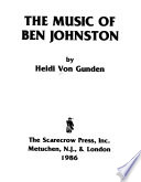 The music of Ben Johnston.pdf