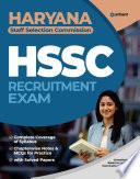Haryana SSC Recruitment Exam 2019