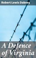 A Defence of Virginia Pdf/ePub eBook