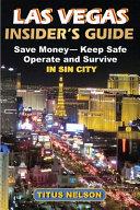 Las Vegas Insider s Guide Book PDF