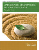 Leadership and Organizational Behavior in Education [Pdf/ePub] eBook
