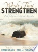Words That Strengthen
