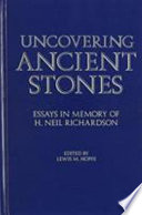 Uncovering Ancient Stones
