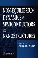 Non-Equilibrium Dynamics of Semiconductors and Nanostructures Pdf/ePub eBook