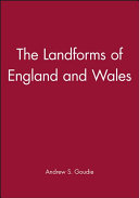 The Landforms of England and Wales