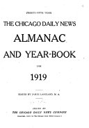 The Daily News Almanac and Political Register for     Book