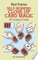 Self Working Close Up Card Magic