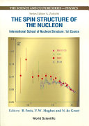 Pdf The Spin Structure Of The Nucleon Telecharger