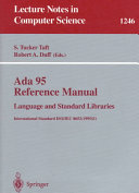 Ada 95 Reference Manual  Language and Standard Libraries