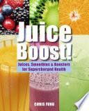 Juice Boost!