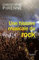 Pdf Une histoire musicale du rock Telecharger