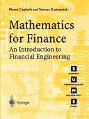 Mathematics for Finance Book