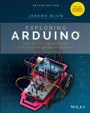 Pdf Exploring Arduino Telecharger