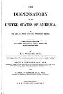 The Dispensatory of the United States of America