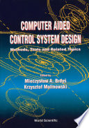Computer Aided Control System Design Book PDF
